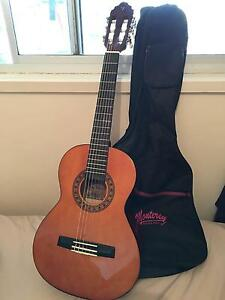 98%new Valencia classical guitar with guitar bag Hillside East Gippsland Preview