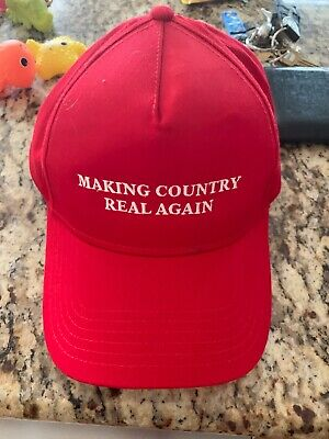 Making Country Real Again- Aaron Lewis Hat