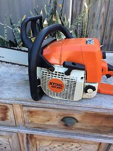 stihl chainsaw North Beach Stirling Area Preview