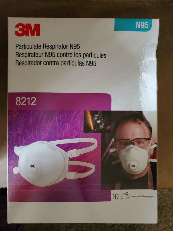 10 Pack Welding/grinding Respirator Mask