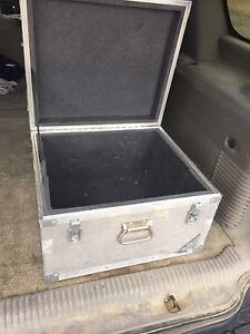 Road case for a/v equipment band gear etc.