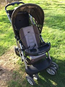 Double stroller fisher price