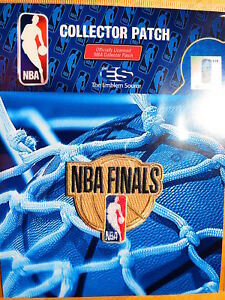 NBA The 2018 Finals Uniform Patch