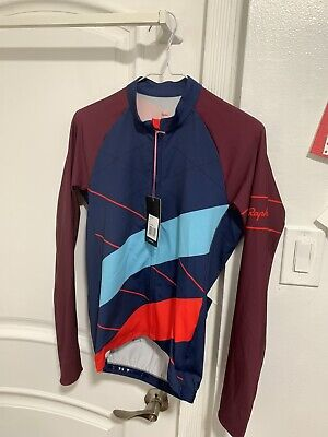 Boardman Mens Cycling Jersey Navy Reflective Comfortable Dry Size Medium 39-41""