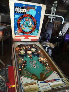 Wanted: Pinball machine wanted for restoration cash buyer any condition