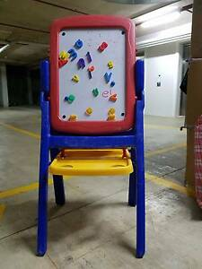 Collapsible Whiteboard & Blackboard for Kids Hornsby Hornsby Area Preview