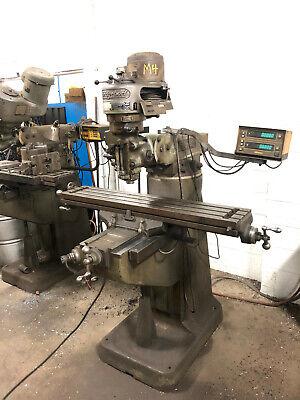 Bridgeport Series 1 Vert Mill