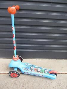 Thomas the Tank Engine 3 wheel scooter. Cherrybrook Hornsby Area Preview