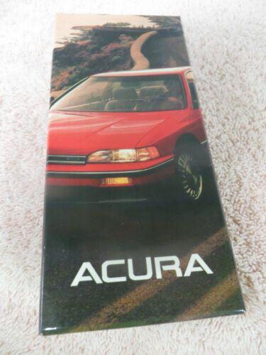 Vintage Acura Watch Box -- NO WATCH