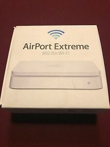 Wireless router, AirPort Extreme