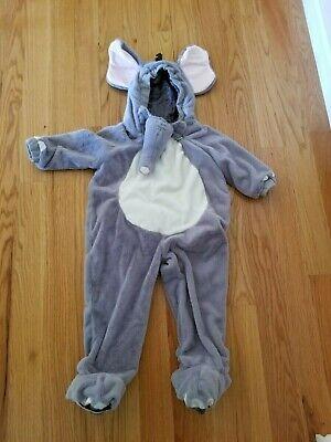 Elephant costume 2-3T - 3t Elephant Costume