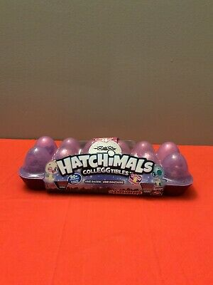 Hatchimals Season 4 CollEGGtibles 12 Pack Egg Carton Exclusive