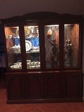 China Cabinet St Leonards Willoughby Area Preview