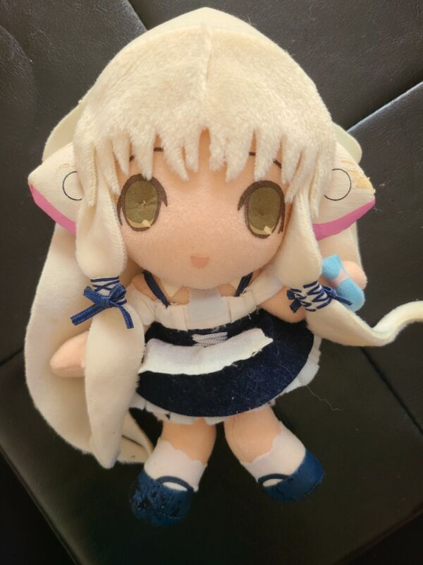 Chobits By Clamp Freya Chii Plush In Maid Outfit