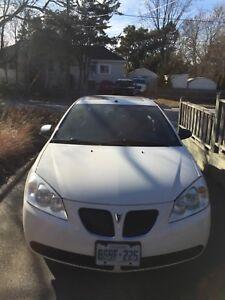 2007 Pontiac G6 V6