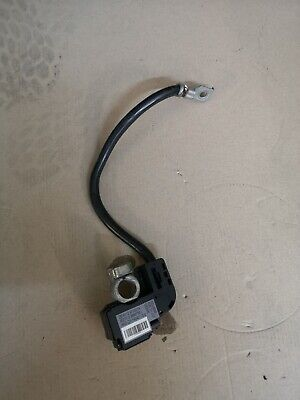 BMW X5 E70 NEGATIVE BATTERY CABLE 9115504 6986795