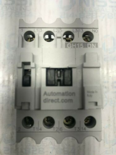Automation Direct GH15DN Contactor