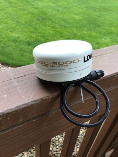 Lowrance GPS antenna LGC-3000 LGC3000 for LMS-520/522/332/337/LCX-112/113
