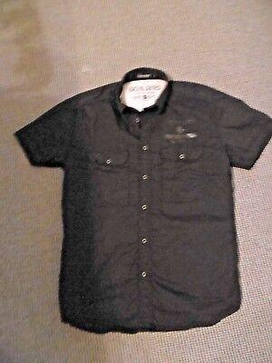 Gebraucht, Jack & Jones   Herren Hemd Gr. S schwarz gebraucht kaufen  Bremen