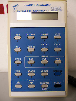 8010 Dynatech Nevada 23a Midsim Controller