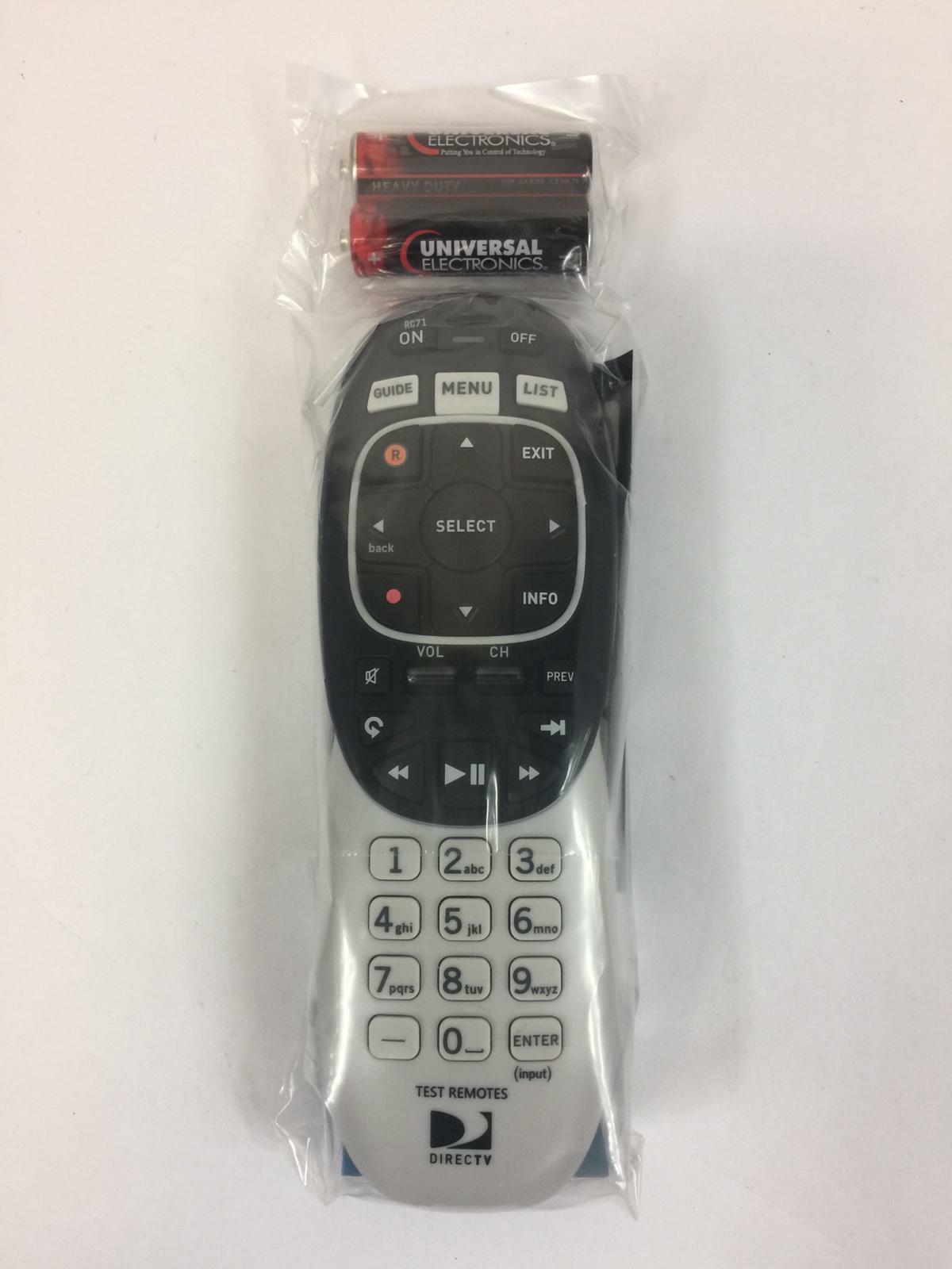 rc71 rf ir remote control genie new