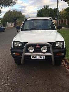 2004 Mitsubishi Triton Ute Maylands Bayswater Area Preview
