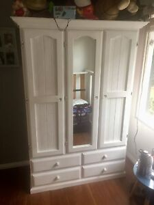 Wardrobe - Solid Timber Berowra Hornsby Area Preview