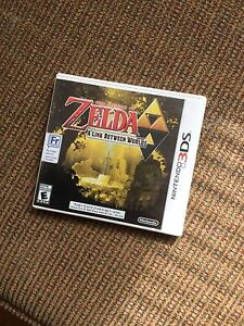 Zelda case- Link between worlds 3ds