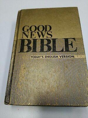 Good News Bible Todays English Version Tev Abs American Bible Society 1976