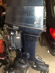 Evinrude 70 hp jet outboard