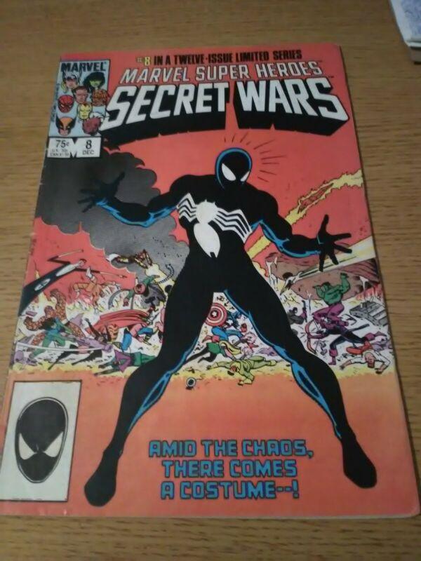 Marvel secret wars 8!