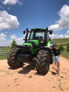2016 Deutz Fahr Agrotron M 620 167HP