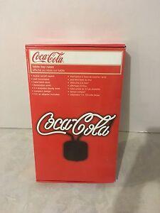Neon Coca-Cola sign