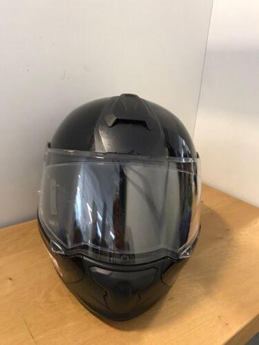 BMW Motorradhelm Test Helm helmet System 7 Carbon black schwarz Gr. M 56/57