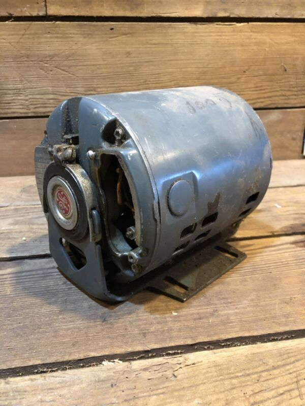 GE General Electric Motor 1/6 HP Drip Proof 1725 RPM 115V 1Ph 1700  5kh33gg111x