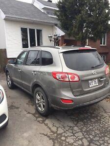 Hyundai Santa Fe Limited 2012