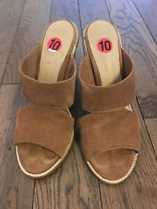 UGG Sandals, size 10 fit like a 9