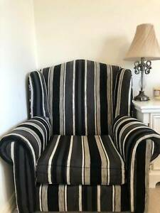 Armchair Occasionally Used