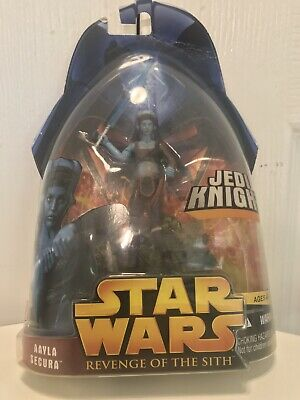 Hasbro Star Wars Revenge of the Sith Jedi Knight Aayla Secura Action Figure