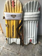 Grey Nicolls Cricket pads Albion Brimbank Area Preview