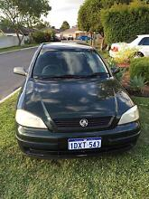 2000 Holden Astra Sedan Rivervale Belmont Area Preview