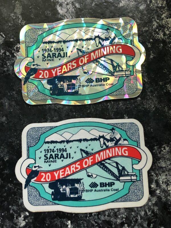 coal mining stickers Nice Australian Stickers