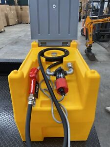 UHI DKT240 220L Fuel Storage Tank with pump, Special $790 Chipping Norton Liverpool Area Preview