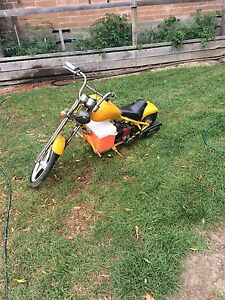 50cc mini chopper Esky thingo Mirboo North South Gippsland Preview