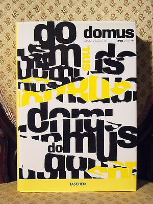 TASCHEN Domus 1960-1964 V5 Stefano Casciani Interior Design Architecture Italian