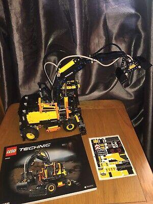lego technic volvo 42053
