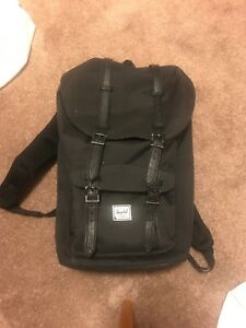 Hershel Backpack All Black