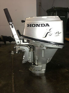 15hp Honda 4 Stroke Outboard Parts In Southport Qld Ebay