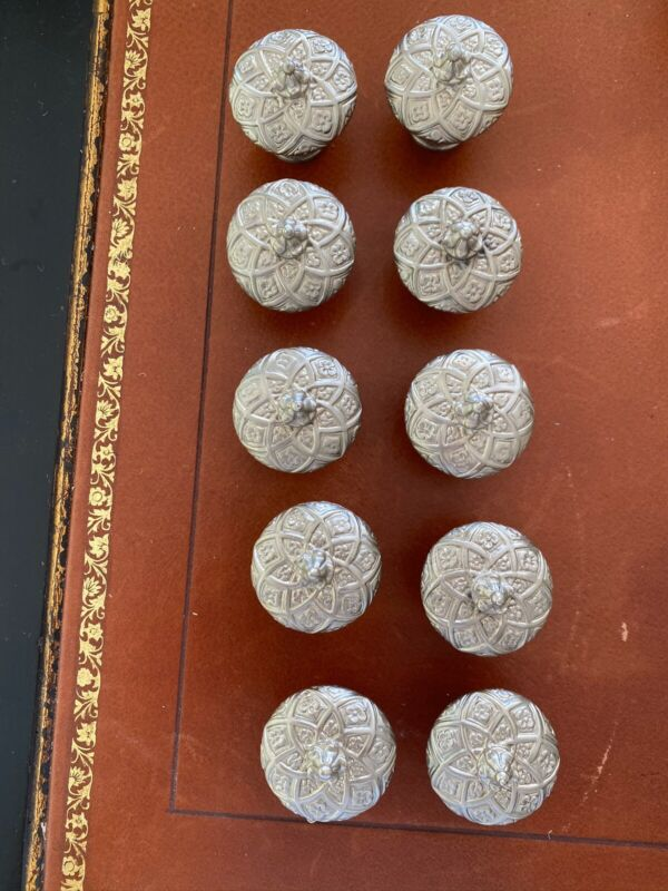 polished nickel cabinet knobs From Katonah Architectural Hardware Co Sold