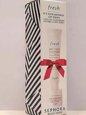 Sephora 2016 Birhday Gift Fresh Cleanser Mask